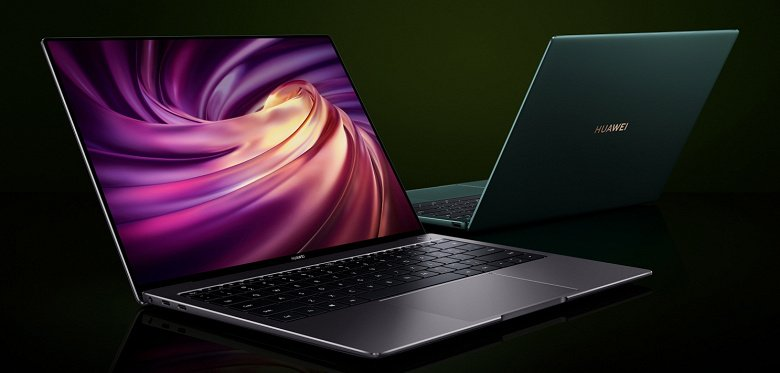 New generation Huawei MateBook X laptop can get a unique passive cooling system
