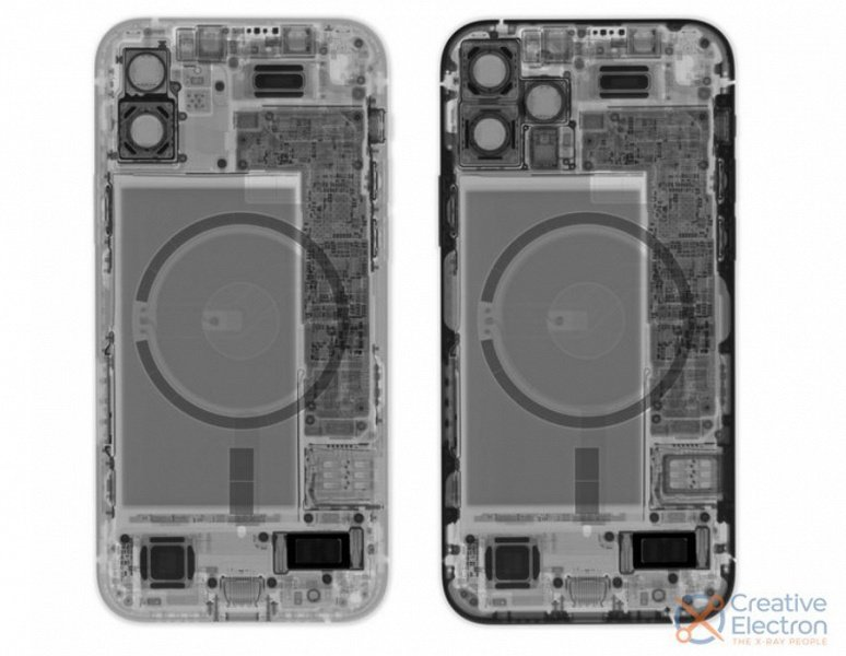 iPhone 12 Disassembled Live