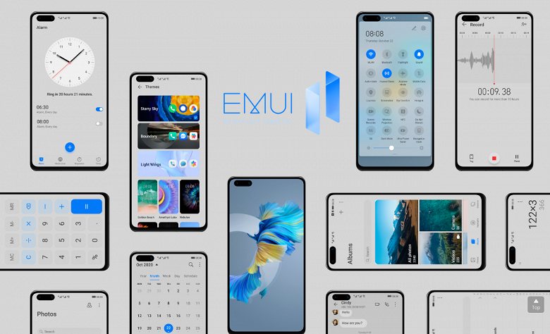 Detailed timeline for EMUI 11: when and which Huawei smartphones will get beta and stable shell