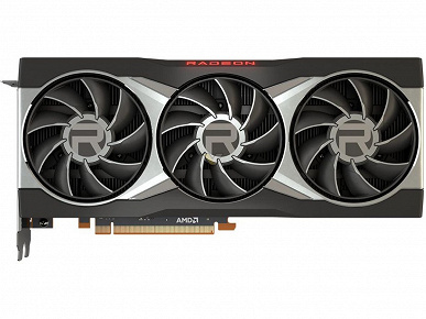 The first one went.  Gigabyte Radeon RX 6900 XT on official renders