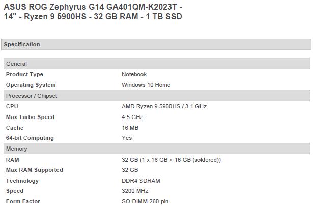 AMD Ryzen 9 5900HS 8-core mobile processor is slightly faster than Ryzen 9 4900HS