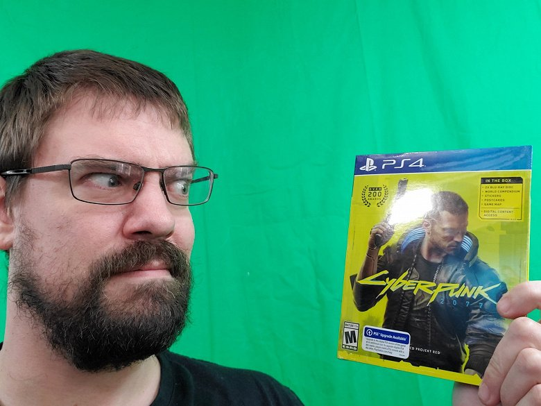 Players have already received Cyberpunk 2077 and found Kojima there, the developers urge you not to spoil