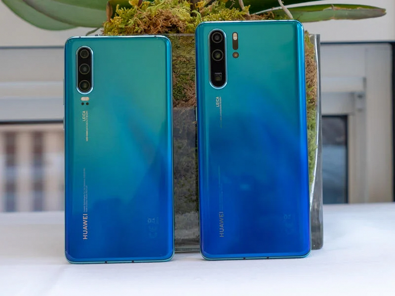 Super-fast large file transfer arrives on Huawei P30 and P30 Pro