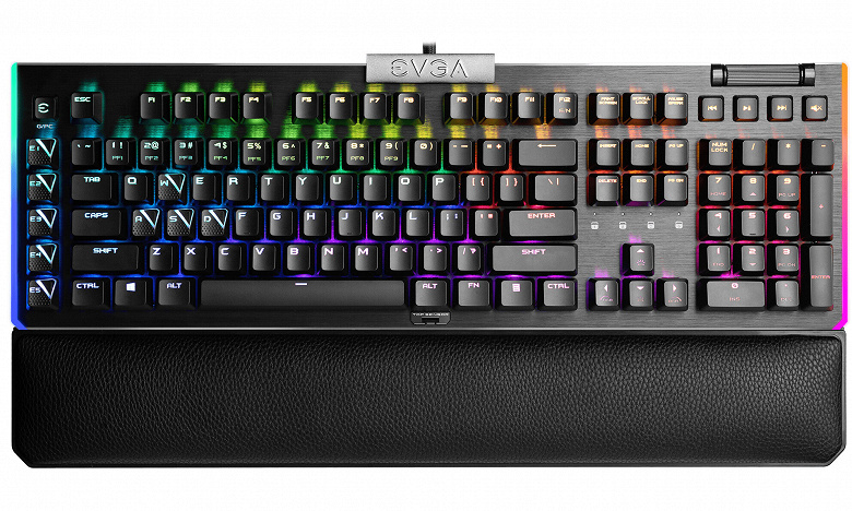 EVGA Z15 and Z20 Gaming Keyboards Introduced