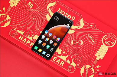 The best version of Redmi Note 9 Pro with increased memory capacity presented