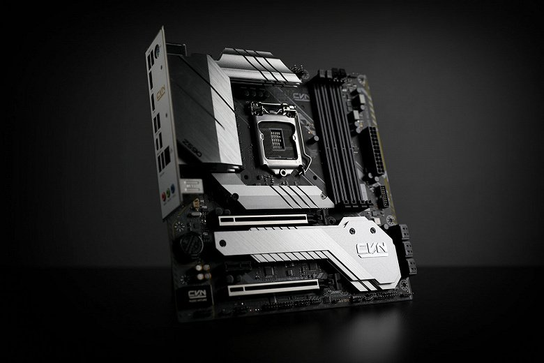 Colorful CVN Z590M Gaming Pro V20 Board Supports 10th and 11th Gen Intel Processors